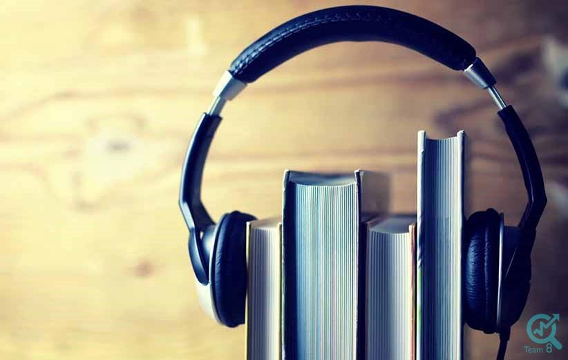 چگونگی تولید کتاب صوتی