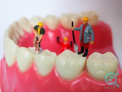 انواع محتوا برای سایت دندانپزشکی