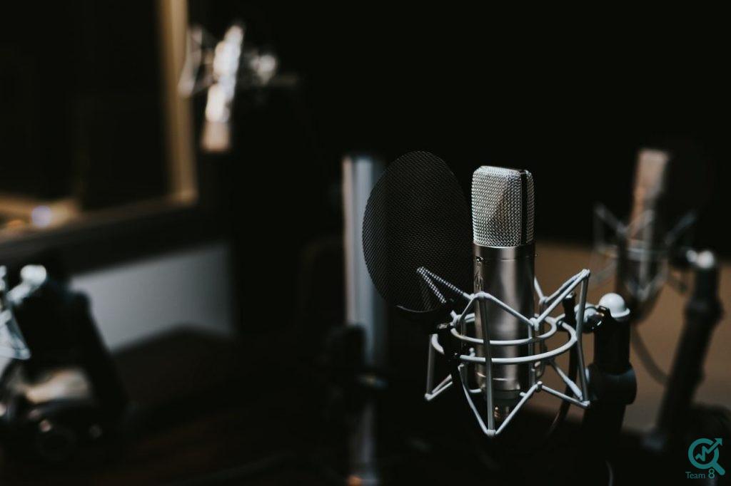 استودیو ضبط صدا