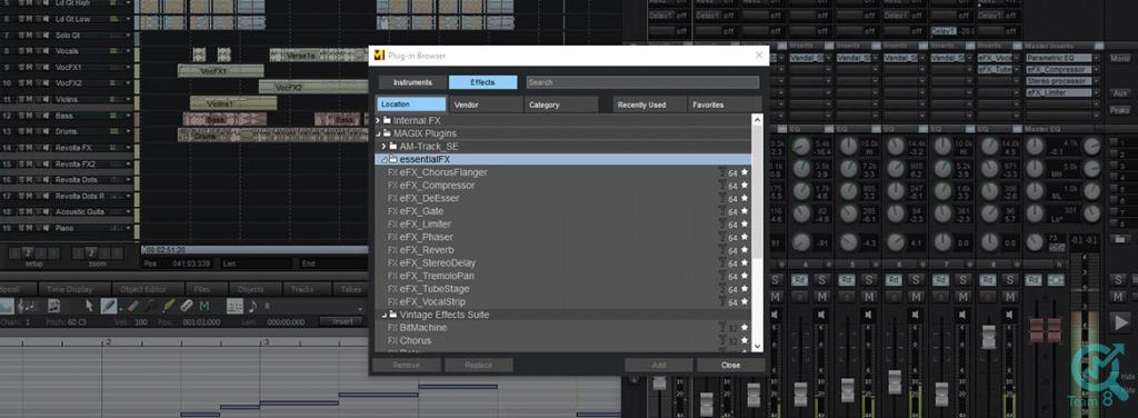 از برنامه های ضبط صدای با کیفیت استفاده کنید :