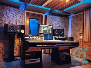 استودیو موسیقی تهران