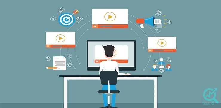تولید محتوا و بازاریابی در فضای مجازی به چه صورتی می باشد ؟