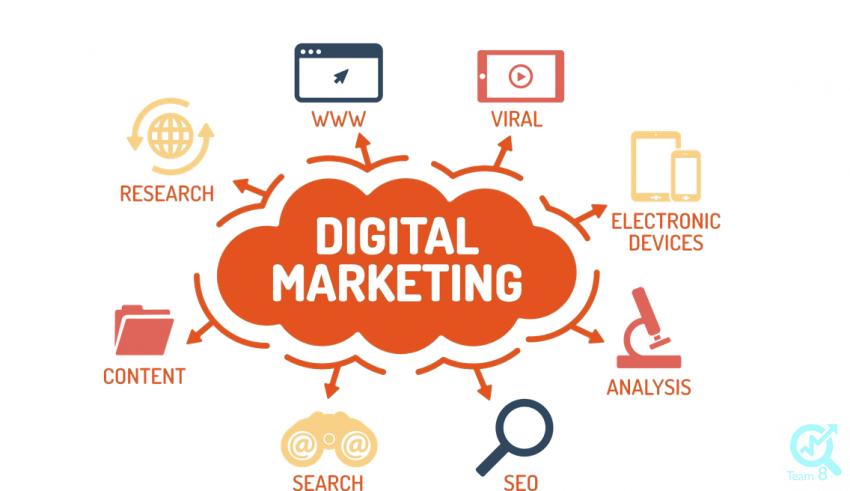 آیا بازاریابی دیجیتال و بازاریابی اینترنتی تفاوتی با یکدیگر دارند؟