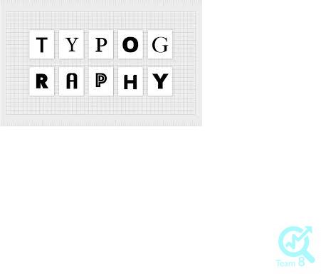 روانشناسی اعلام داشته که فونت های تایپوگرافی 6 نوع است.