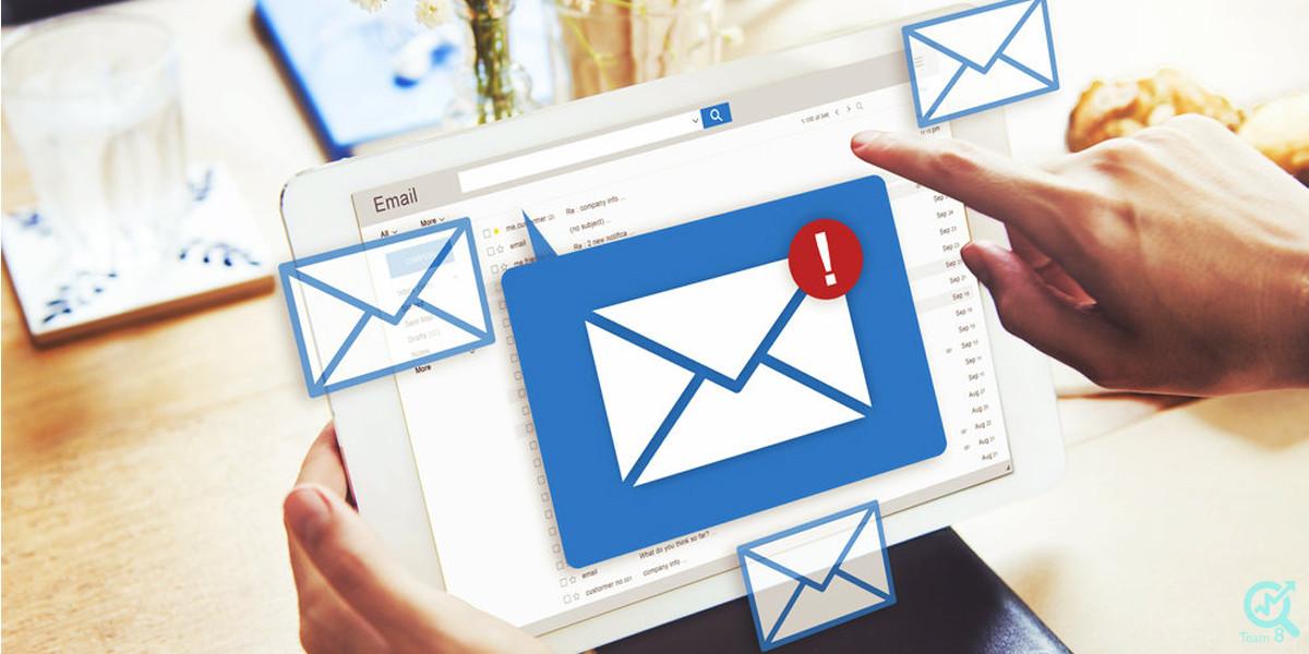 ایمیل مارکتینگ بی تو بی