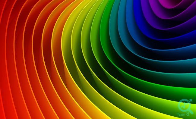 روانشناسی رنگ هاچه تاثیری در تایپوگرافی دارد؟