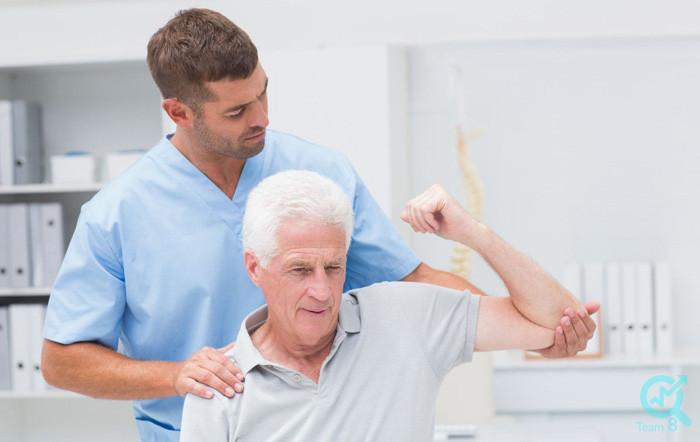 روشهای درمانی از طریق فیزیوتراپی