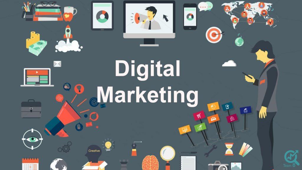 مزایای استفاده از بازاریابی دیجیتال چیست؟