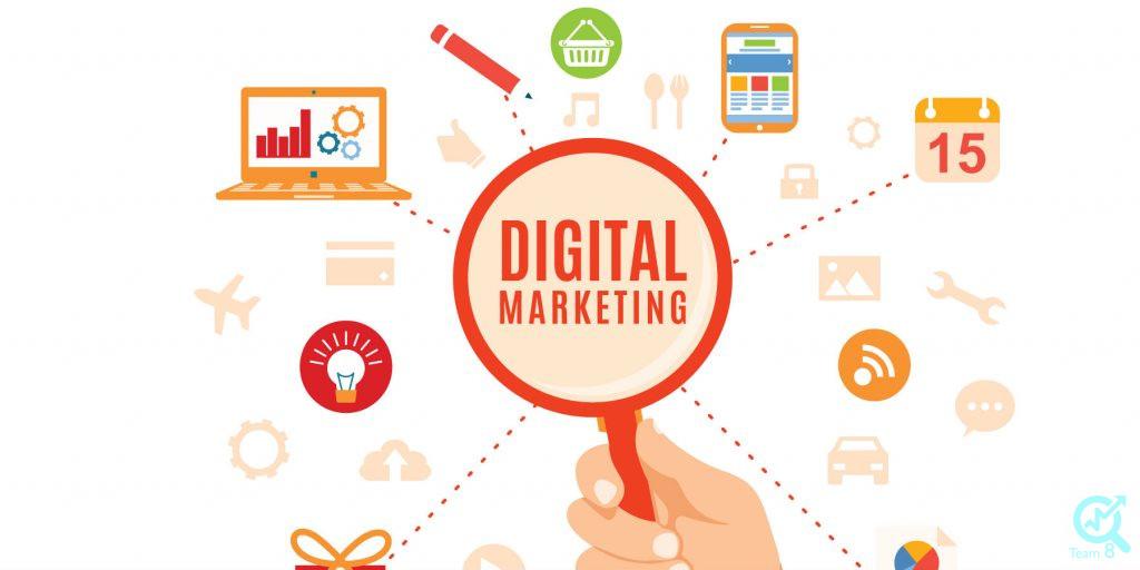 مفهوم اصلی دیجیتال مارکتینگ چیست؟
