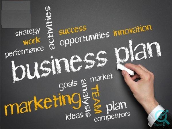 اجزای اصلی یک استارتاپ در حال راه اندازی و کسب و کار نو ، برای تجارت های الکترونیک چیست ؟