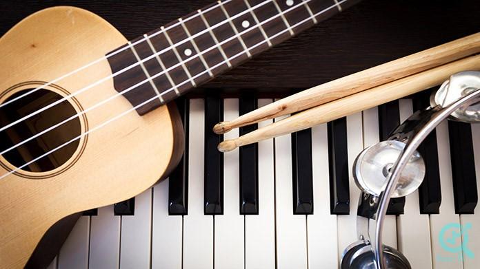 تولید محتوا برای سایت فروش لوازم موسیقی