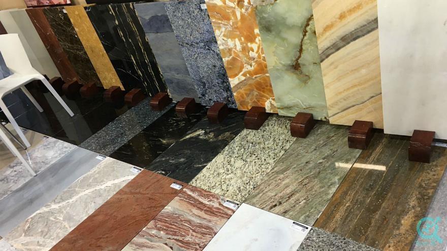 کابرد سنگ های مختلف در ساختمان