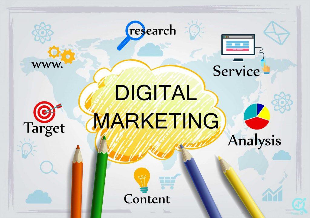 دیجیتال مارکتینگ چه مزیت هایی دارد؟