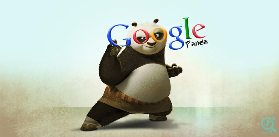 الگوریتم پاندا (Panda Algorithm)