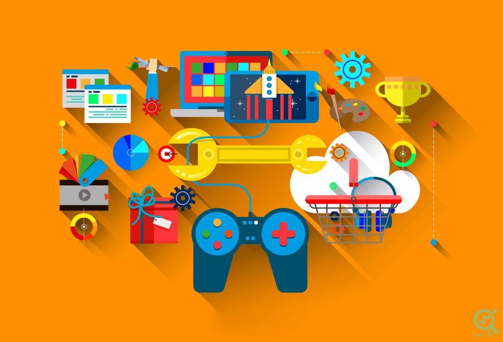 تولید محتوای آموزشی در فضای مجازی به چه صورت بوده و چه روش هایی دارد ؟