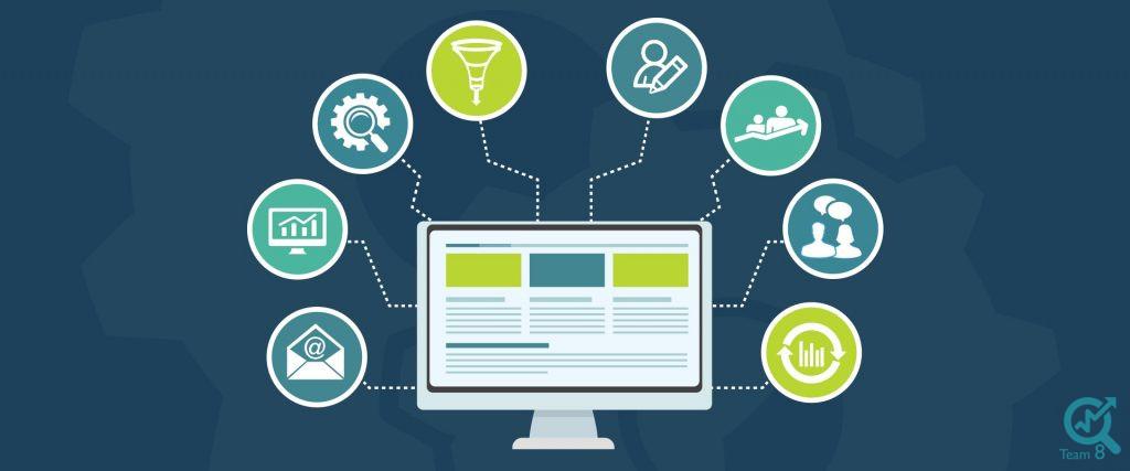 لیست خدمات دیجیتال مارکتینگ