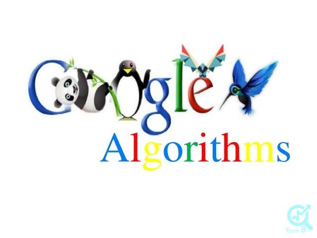 الگوریتم گوگل چیست و انواع آن کدام است؟