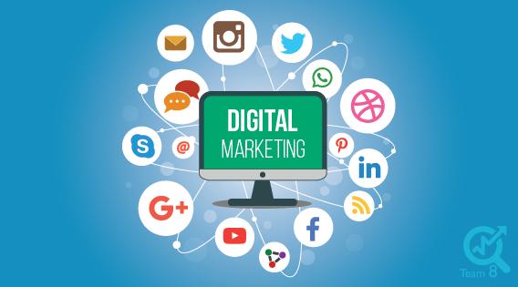 نحوه واگذاری مسولیت دیجیتال مارکتینگ های بزرگ به چه صورت می باشد؟