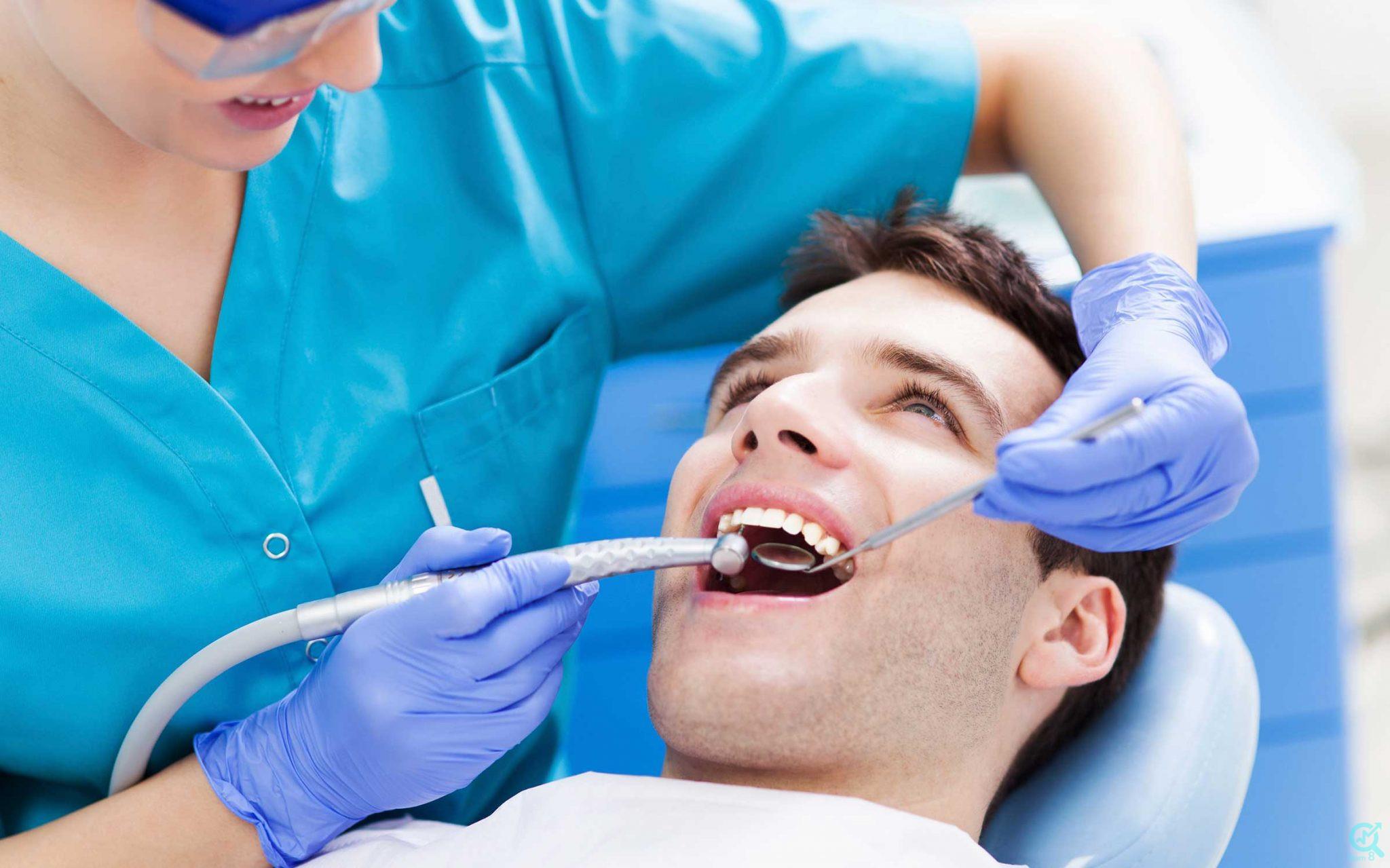 تولید محتوا برای سایت دندانپزشک