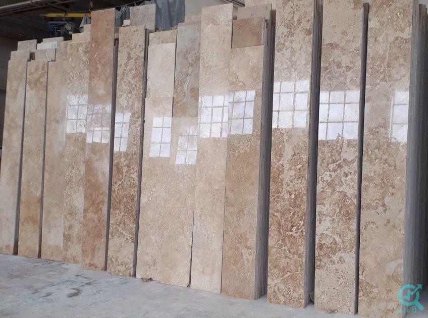 تولید محتوا برای سایت فروش سنگ ساختمانی