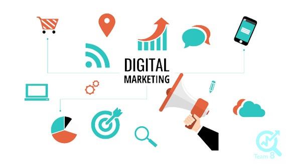 چه میزان بودجه برای دیجیتال مارکتینگ نیاز است؟