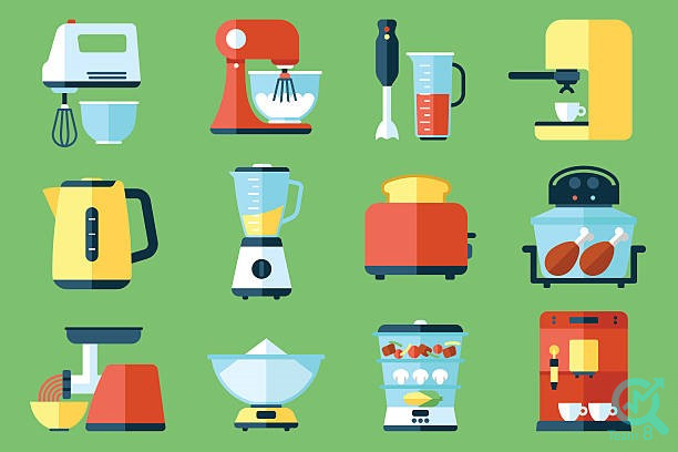 تولید محتوا برای سایت فروش لوازم آشپزخانه
