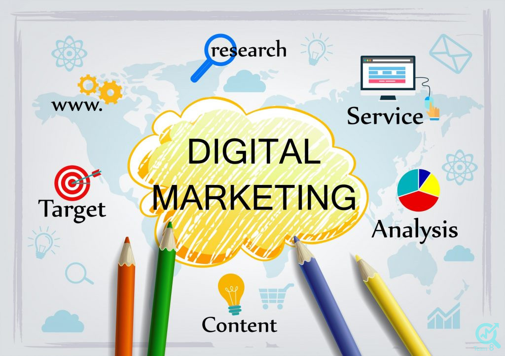 مزیت های دیجیتال مارکتینگ نسبت به بازاریابی های سنتی چیست؟