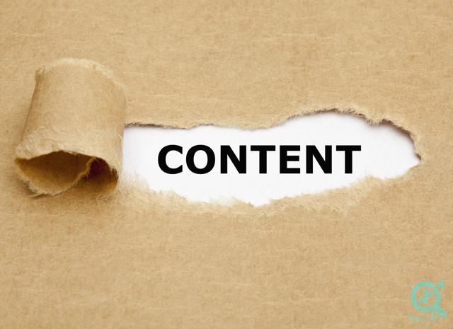 ارزش تولید محتوا برای سایت ها چیست ؟