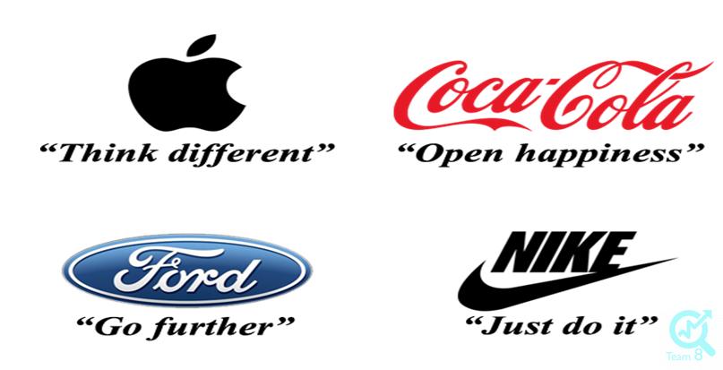 مثال هایی از کپی رایت در برند های خارجی