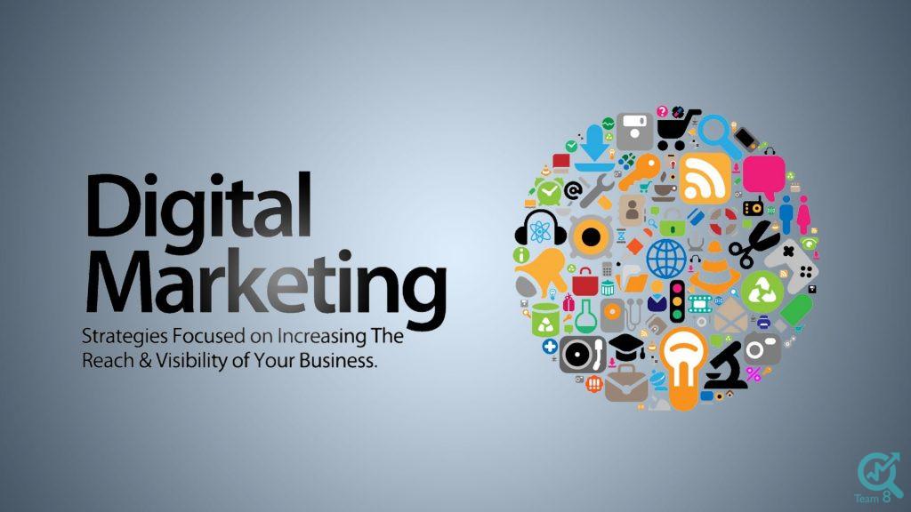 بهترین شرکت دیجیتال مارکتینگ