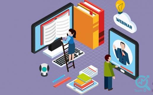 وبینار یا کلاس آنلاین چیست و چگونه برگزار می شود؟