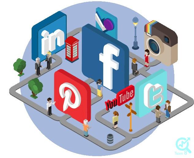 شبکه های اجتماعی، خدمات ویژه ای را برای کسب و کارهای مجازی در نظر گرفته است.