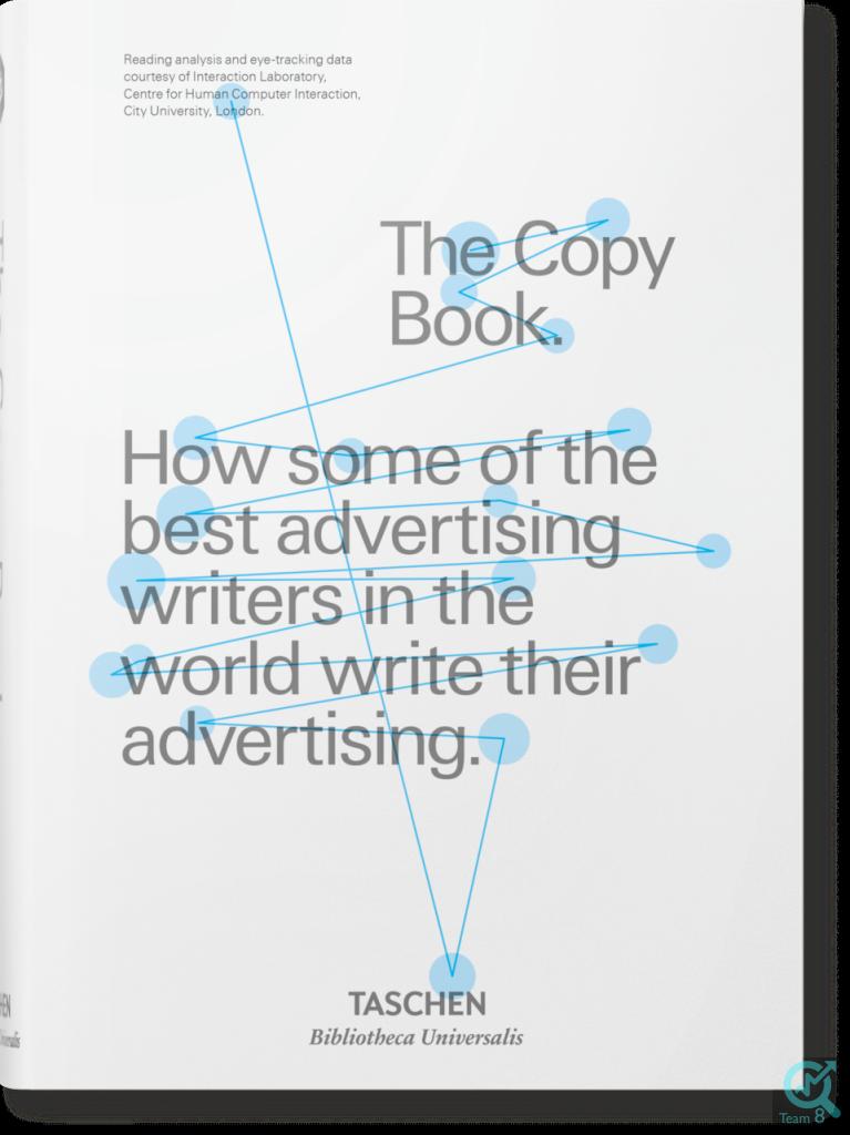 کتاب D&AD Copy Book