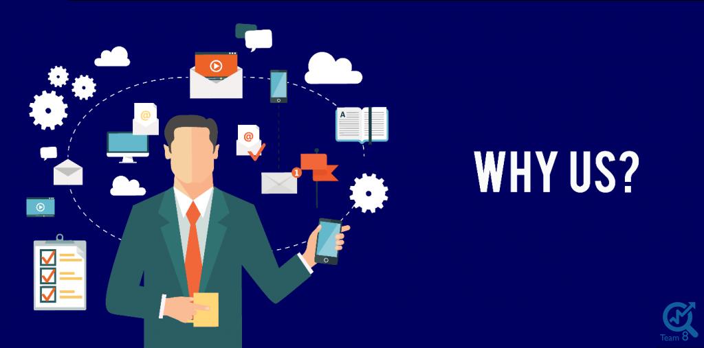 چرا ما بهترین شرکت دیجیتال مارکتینگ هستیم؟