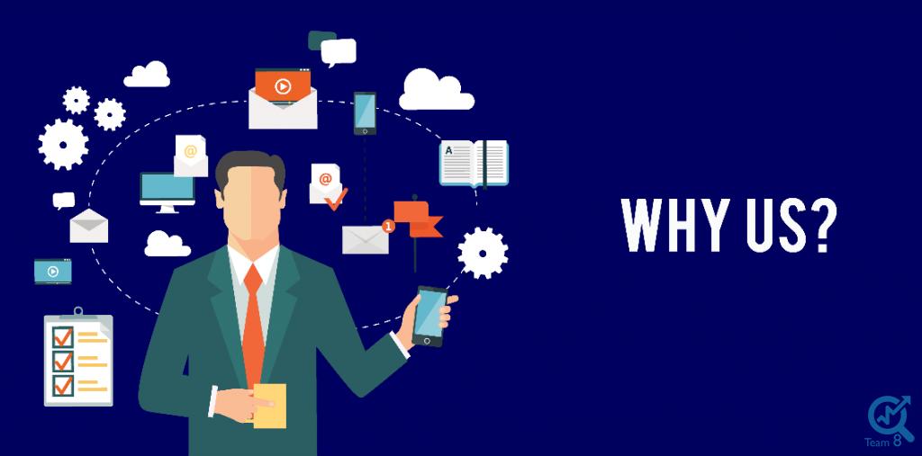 خدمات ما برای شما شامل چه مواردی می شود؟
