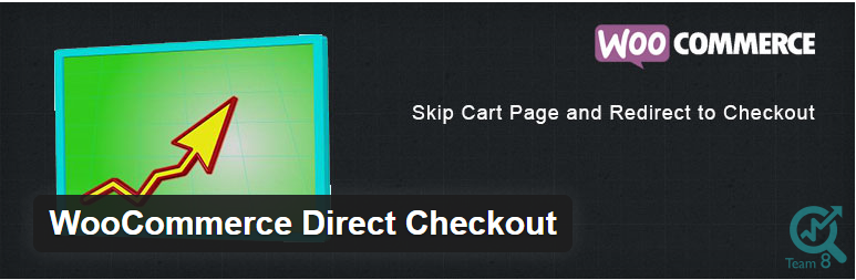 افزونه ووکامرس direct checkout: