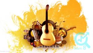 تولید محتوا برای سایت موسیقی
