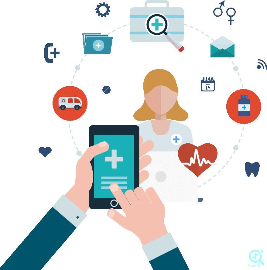 اهمیت فضای مجازی در حوزه سلامت