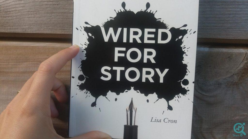 کتاب Wired for Story