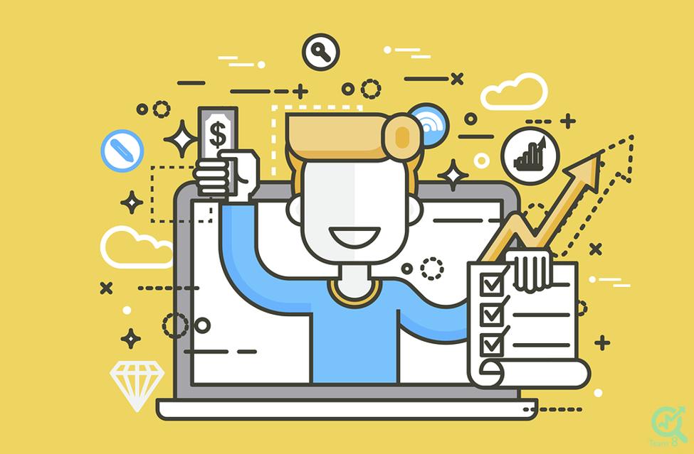توسعه کسب و کار آنلاین چگونه است؟